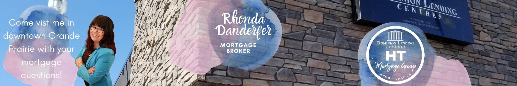 About me – Rhonda Danderfer banner